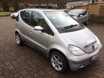 Mercedes-Benz A-170 CDI AUTOMATIC, Moonroof, A/C, Heated Seats, 90k Miles, New Service, New TÜV!! in Ramstein, Germany