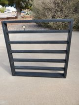 Black Wooden Rack in Alamogordo, New Mexico