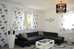 FULLY FURNISHED DELUXE HOUSE WITH CAR in Ramstein, Germany