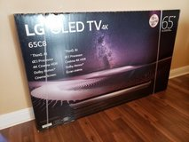 "LG 65"" OLED AI Smart TV Class C8 4K HDR OLED65C8PUA in Byron, Georgia"