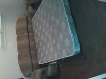 Selling couch with fold out bed in Fort Leonard Wood, Missouri