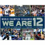 *** World Champions Seahawks - WE ARE 12 - 160 pg. Hard copy book *** NEW in Fort Lewis, Washington