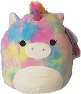 Squishmallow Jaime rainbow unicorn new with tags in Batavia, Illinois