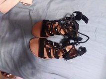 little girl size 11sandals in Alamogordo, New Mexico