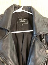 LADIES LUCKY BRAND LEATHER JACKET in Okinawa, Japan