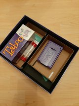 Taboo Board Game in Ramstein, Germany