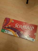 Scrabble Game in Ramstein, Germany