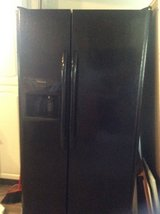 "Refridge, Frigidaire, 26 CuFt, Exc. Cond., H 69-7/8"", Width 36"", Depth 31-3/4"" (with doors) in Beaufort, South Carolina"
