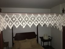 Hand Knotted Canopy in Naperville, Illinois