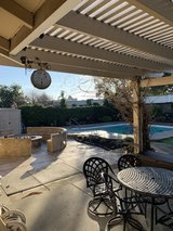 Room with heated pool & gas fire pit in Travis AFB, California