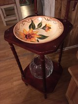 Vintage Wash Stand in Fort Polk, Louisiana