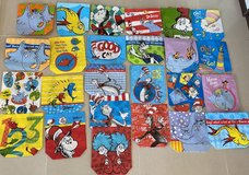 Dr. Seuss Shopping Tote Bags New in Okinawa, Japan