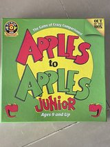Apples to Apples Junior in Fort Drum, New York