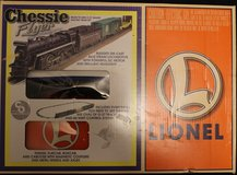 Lionel Chessie Flyer 027 gauge train set in Joliet, Illinois