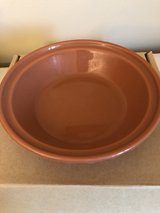"Longaberger 6"" Pie Plate Spice in Naperville, Illinois"
