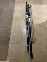 Karhu Cross Country Skis & Poles in St. Charles, Illinois