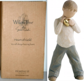 "SALE PENDING - Willow Tree ""Heart of Gold"" Figurine in Orland Park, Illinois"