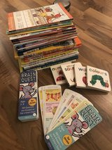 LVL 1 Reader and Brain Quest cards in Ramstein, Germany