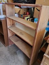 Wooden Utility Shelf in Alamogordo, New Mexico
