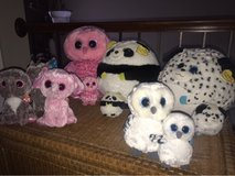 Ty Beanie Babies in Fort Riley, Kansas