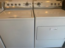 Kenmore washer and dryer electric in Houston, Texas