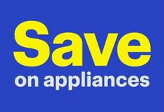 Appliance Sale in Houston, Texas