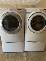 Whirlpool washer and dryer gas in Cleveland, Texas