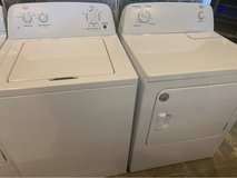 Roper {Whirlpool} washer and dryer electric in Cleveland, Texas