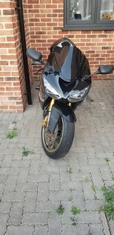 2006 Kawasaki ZX-6R 636 in Lakenheath, UK