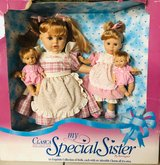 "Berenguer ""My Special Sister""~ The Clasica Collection NEW in Travis AFB, California"