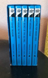 NEW Hardy Boys Starter Set - Books 1-5 (The Hardy Boys) Box set hard cover in Travis AFB, California