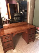 Antique Dresser with mirror in Fort Polk, Louisiana