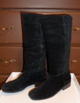 Suede Boots in Kingwood, Texas