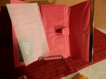 Brand New Coral Wallet in Yorkville, Illinois