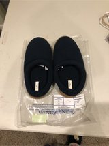 New- Lands End youth fleece slippers in Westmont, Illinois