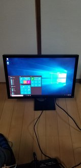 Dell U2410 24-inch UltraSharp IPS LCD Black monitor in Okinawa, Japan