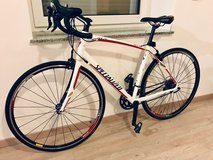 Specialized Dolce Comp Women's Road Bike (White/Red) 2012 in Ramstein, Germany