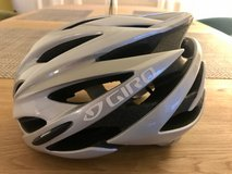 Giro Savant Road Bike Helmet (Silver) – Small 51-55 cm in Ramstein, Germany