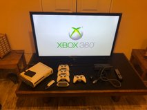 """Samsung 46"""" LED TV and Xbox 360 in Okinawa, Japan"""