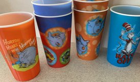 Dr. Seuss Cups New in Okinawa, Japan