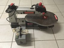 "Craftsman 16"" Scroll Saw with Transformer in Ramstein, Germany"