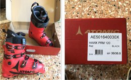 Ski Boots from Atomic in Vicenza, Italy