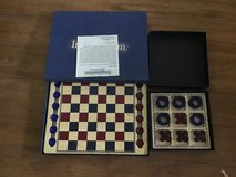Imagination series chess and tic tac toe — nice! in Kingwood, Texas