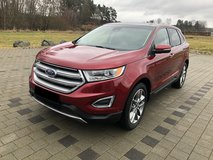 Certified 2016 Ford Edge Titanium *PAYMENTS AS LOW AS $189 PER PAYCHECK* in Grafenwoehr, GE