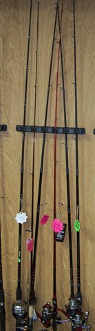 Rod and Reel Combos in Fort Polk, Louisiana
