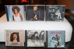 Over 194 Music CD's from 1970's 1980's & 1990's $5 each in Kingwood, Texas