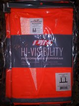 Night walking reflective vests (4) NEW! in Spring, Texas