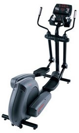 Life Fitness x9i Elliptical Cross Trainer in Batavia, Illinois