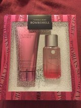 Bombshell Lotion and fragrance set from Victoria Secret in Oswego, Illinois