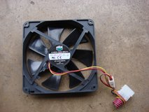 "COOLER MASTER 5 1/2 "" SQUARE   BOX FAN in Plainfield, Illinois"